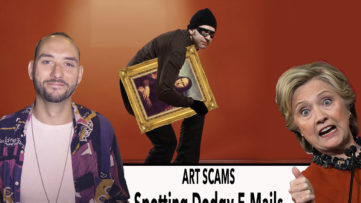 Art Scams - Spotting Fake Buyer E-Mails
