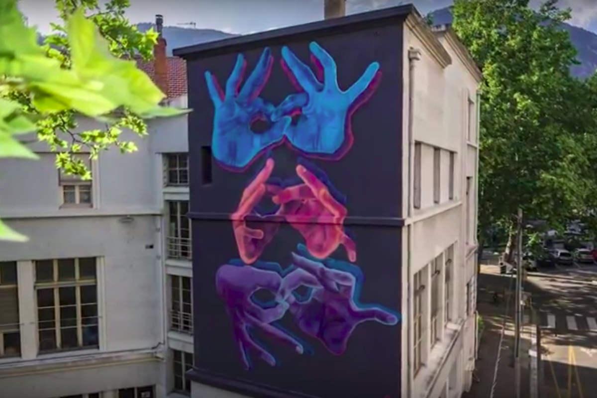 FWTV - Argentina street art scene