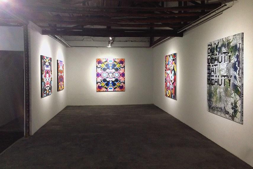 Fabien Castanier Gallery Bogota
