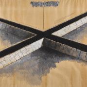 Fabrizio Plessi - Geometria Liquida, 1989 (Detail)