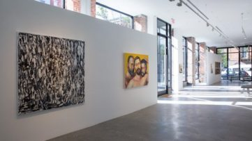 Faction Art Projects - Installation view