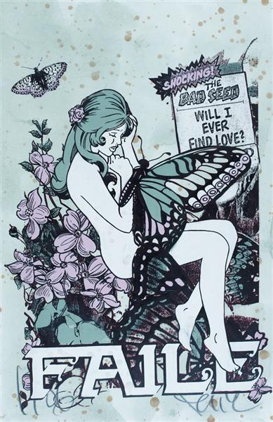 Faile-Butterfly Girl II-