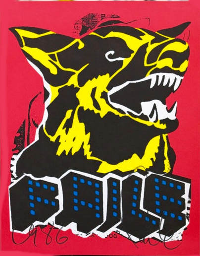 Faile-Faile Dog Black Light-2015
