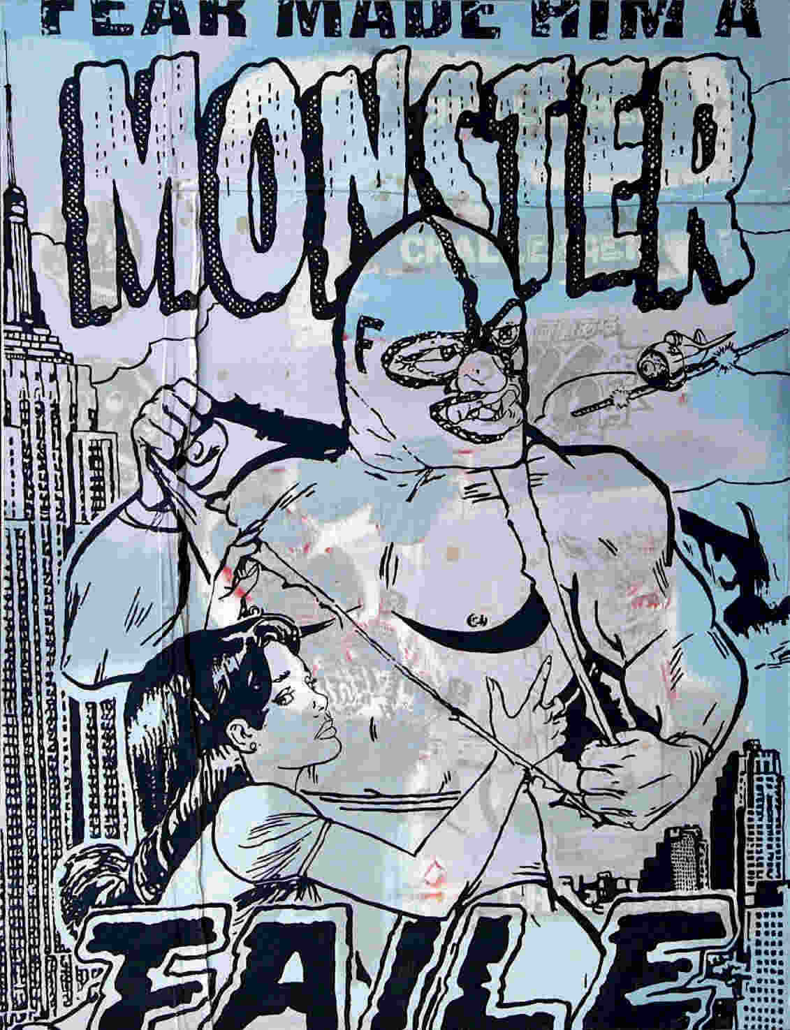 Faile-Fear Made Him a Monster-2005