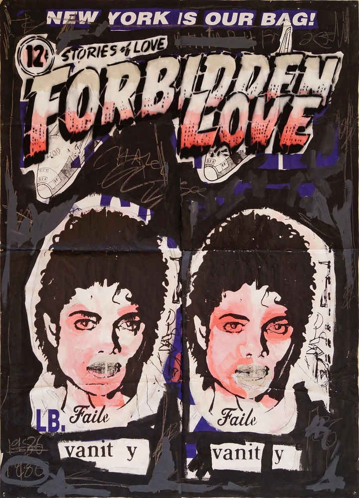 Faile-New York Is Our Bag (Michael Jackson)-2005