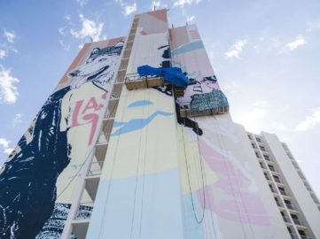 Faile Mural Painting