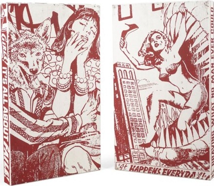 Faile-The Savage World, Captivating Stories of Love-2007
