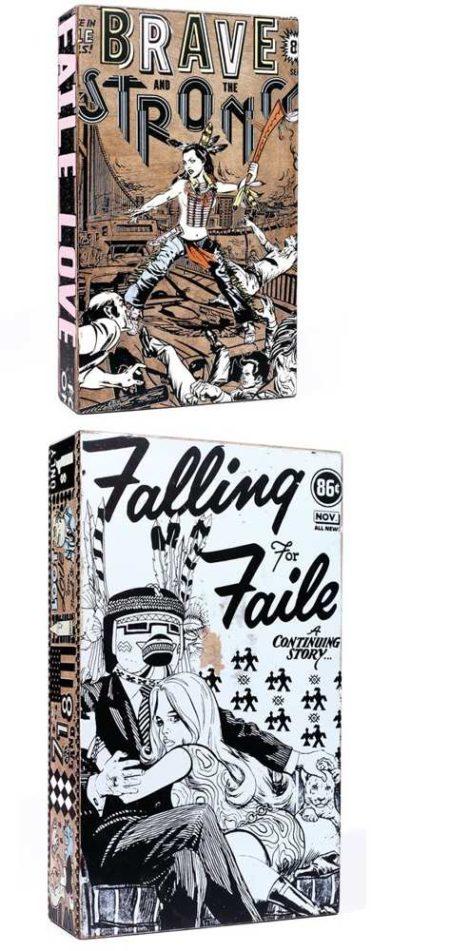 Faile-Two Screenprints-
