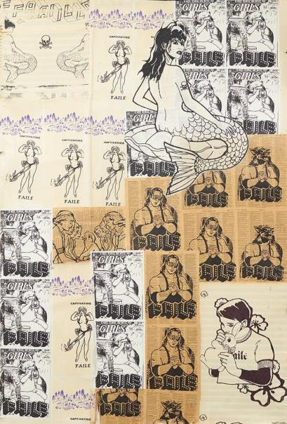 Faile-Untitled-2004