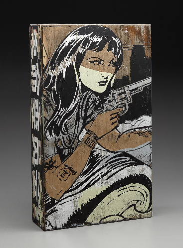 Faile-Wooden Box No.48-2007