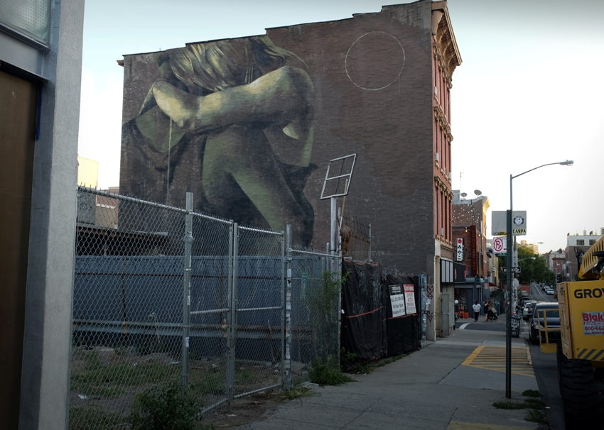 Faith 47 - Lay Your Weapons Down, NYC