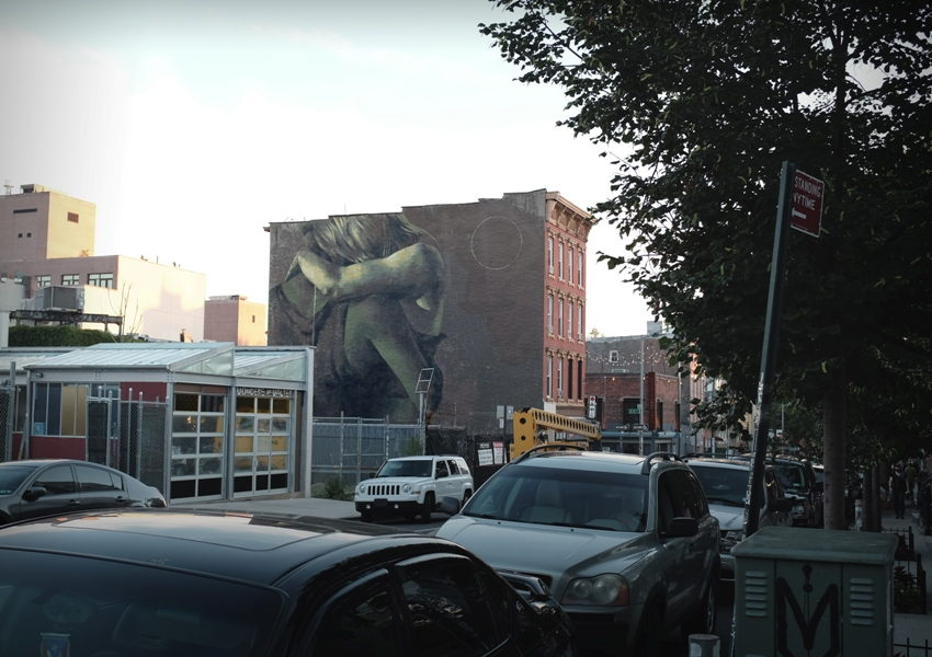 Faith 47 - Lay Your Weapons Down, New York City 2015