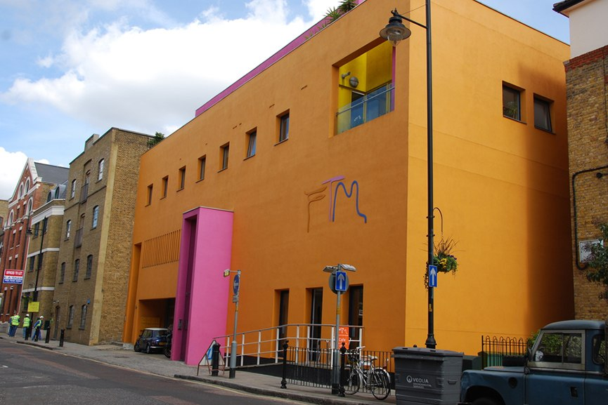 modern and contemporary london art museums