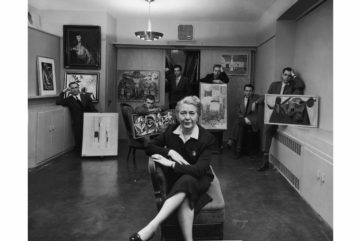 Edith Halpert, New York City's First Female Art Dealer