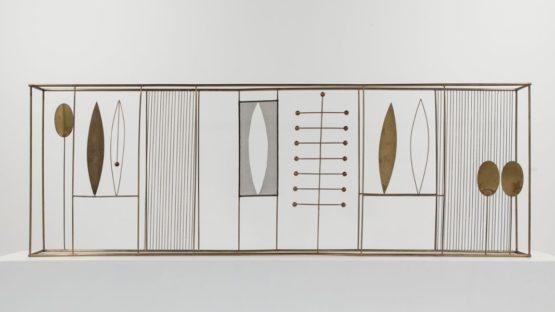 Fausto Melotti - Contrappunto piano, 1973 - Copyright Galleria Monica De Cardenas