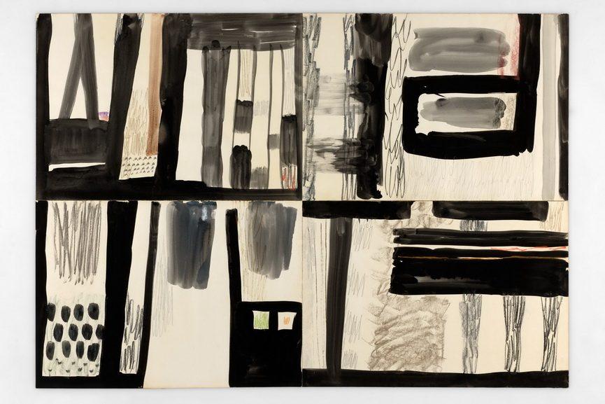 Fausto Melotti - Studio per contrappunto