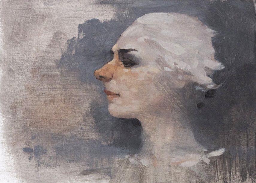 Felicia Forte - Swan, 2015