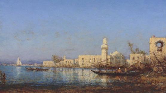 19th Century European & Orientalist Art