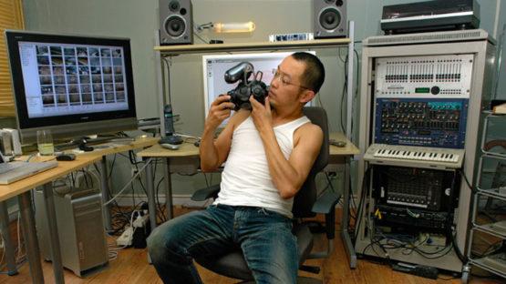 Feng Mengbo's portrait - image via artasiapacific.com