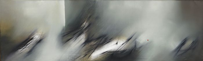Fernando Zobel-Paisaje Horizontal (Horizontal Landscape)-1965