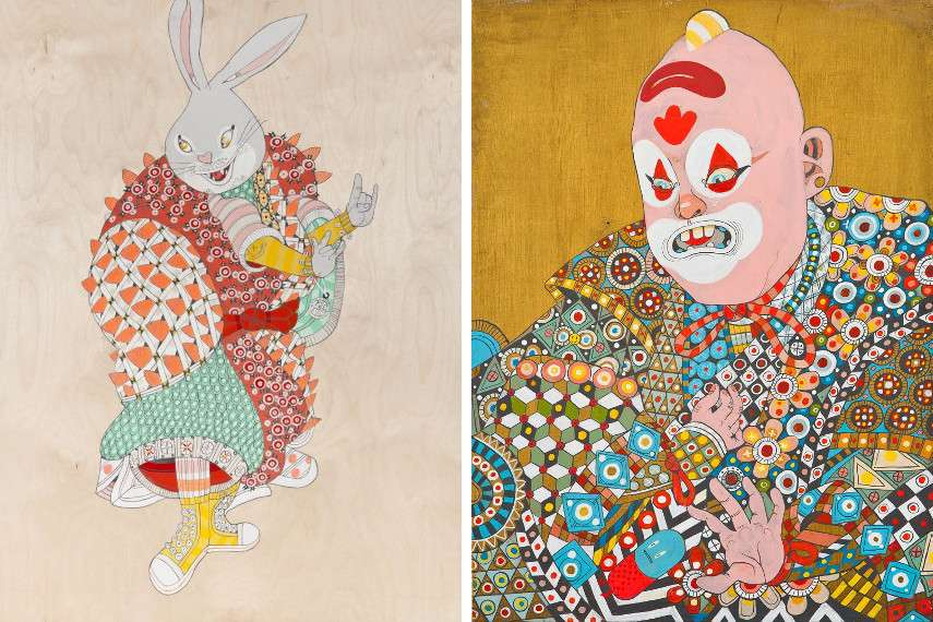 Ferris Plock - Artworks