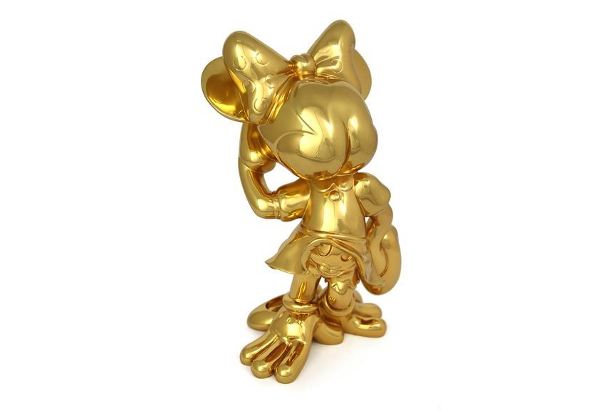 Fidia Falaschetti - Meanie Mouse (gold)