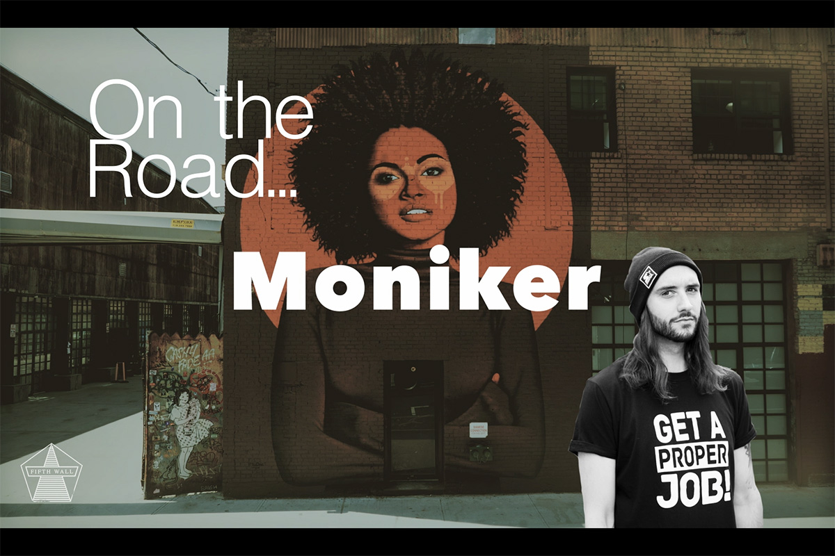 Fifth Wall TV On The Road - Moniker NYC