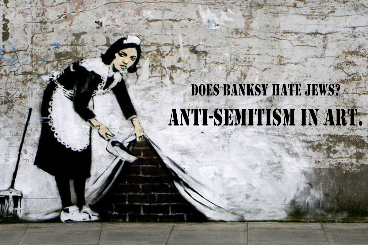 Fifth Wall TV x Widewalls - Street Art and Antisemitism