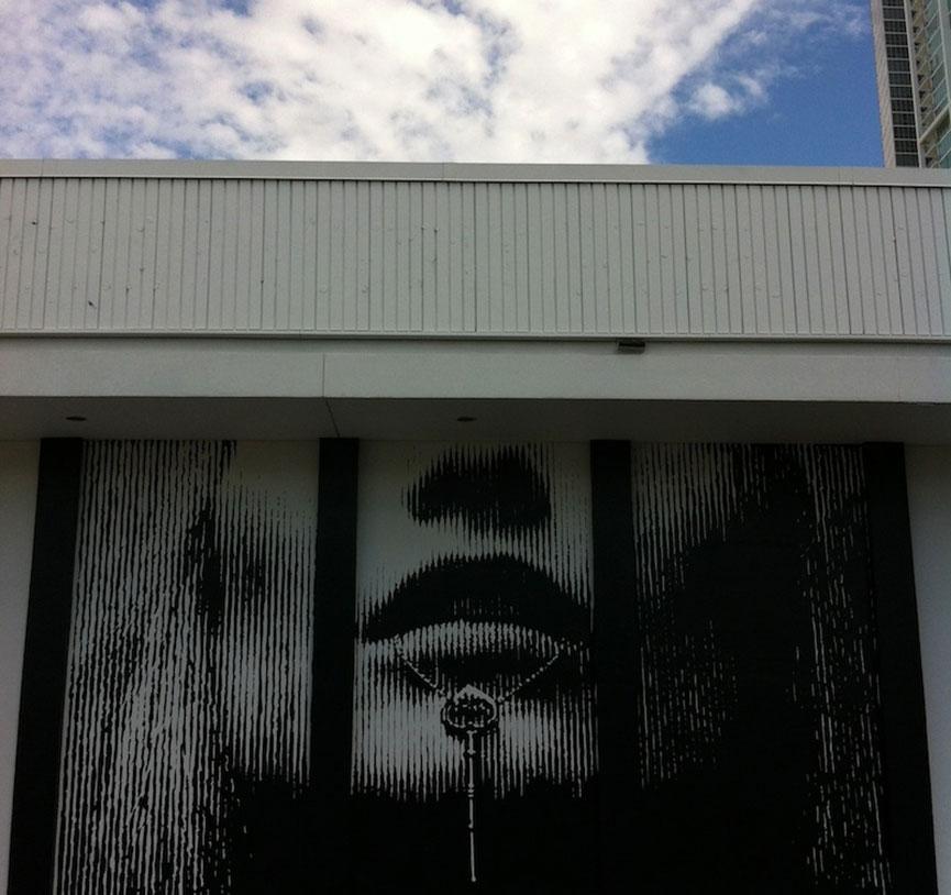 Urban art in Miami