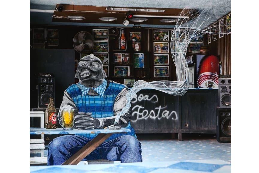 Filipe Branquinho - Boas festas / Happy holydays, 2017