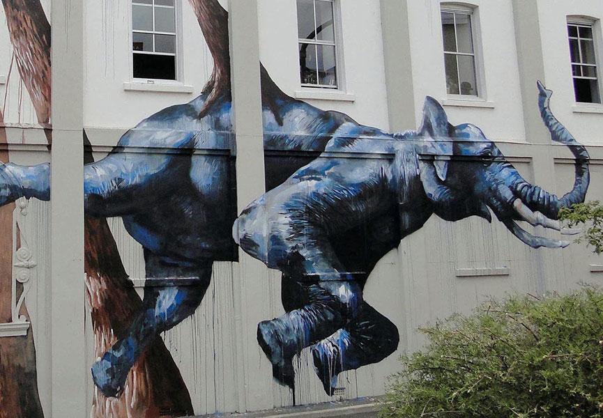 Australian street art