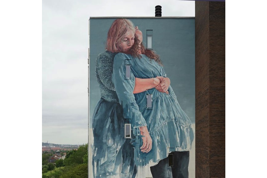 Fintan Magee - Structure