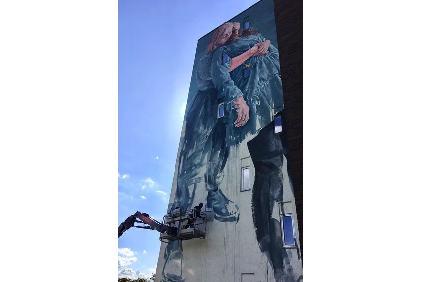 Fintan Magee - Structure 2