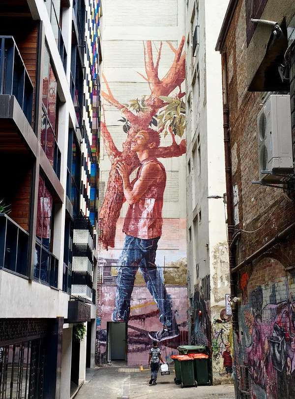 Fintan Magee in Melbourne, Australia, 2016 - Photo by Land of Sunshine