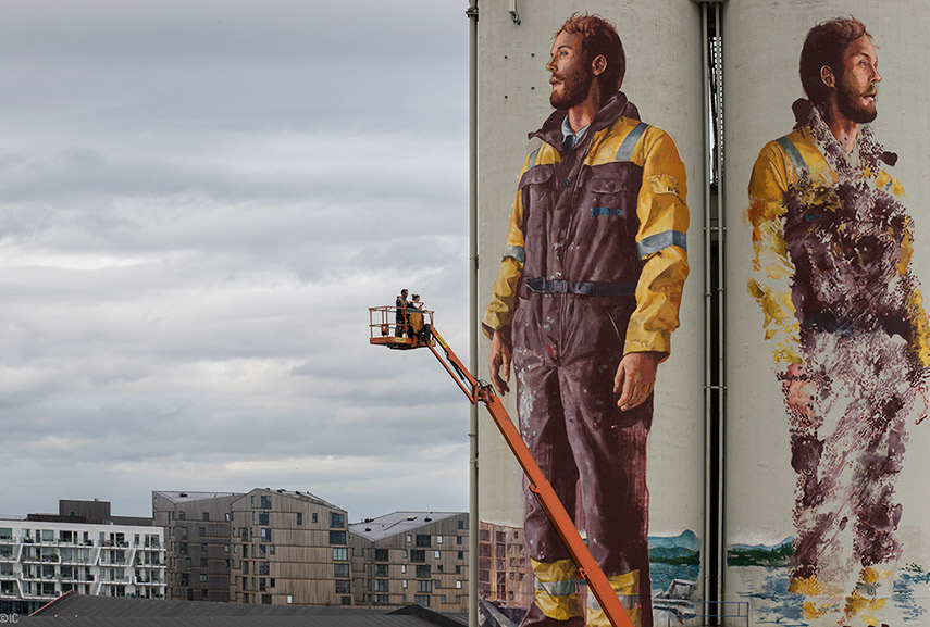 Fintan Magee. Photo Ian Cox