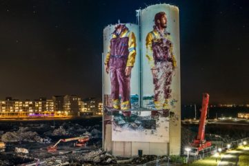 Space is the Place! Nuart Festival Stavanger 2018 Comes Back Stronger than Ever