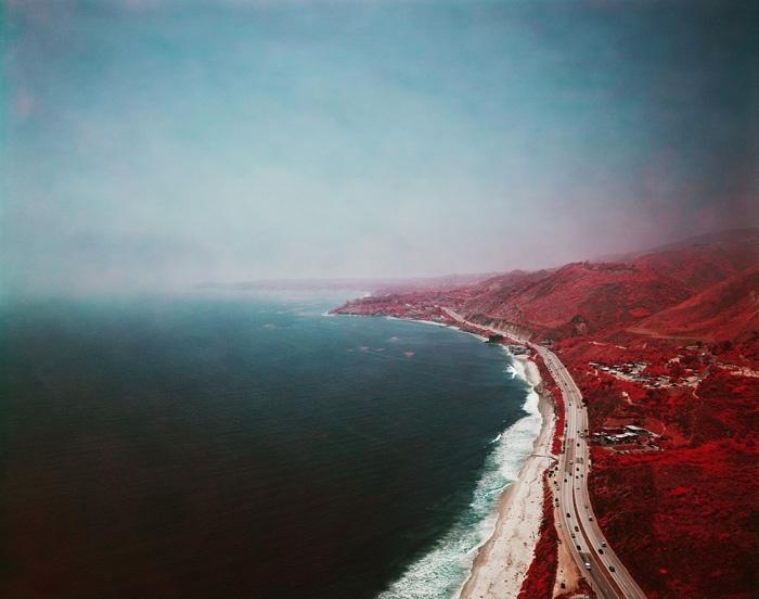 Florian Maier-Aichen - Untitled, 2005, landscape photography