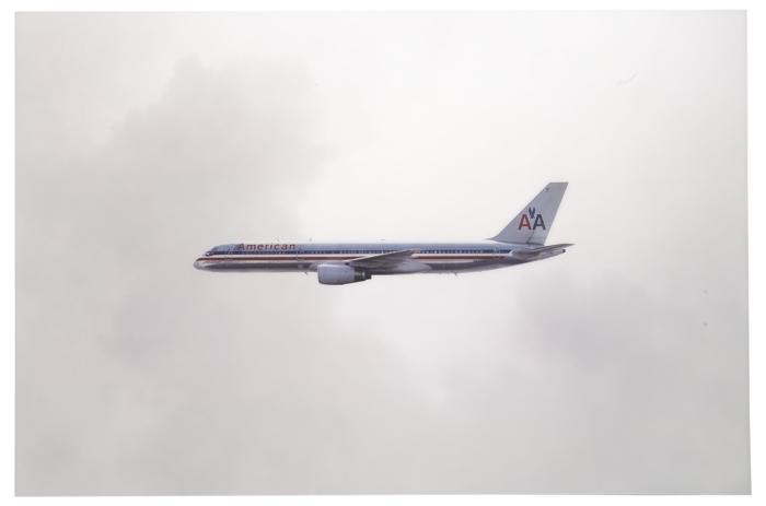 Florian Maier-Aichen-Untitled (American Plane)-2001