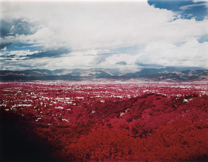 Florian Maier-Aichen-Untitled (Mulholland)-2004