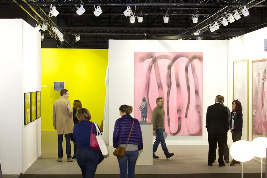 Fmac and FCAC galleries at artgeneve 2014