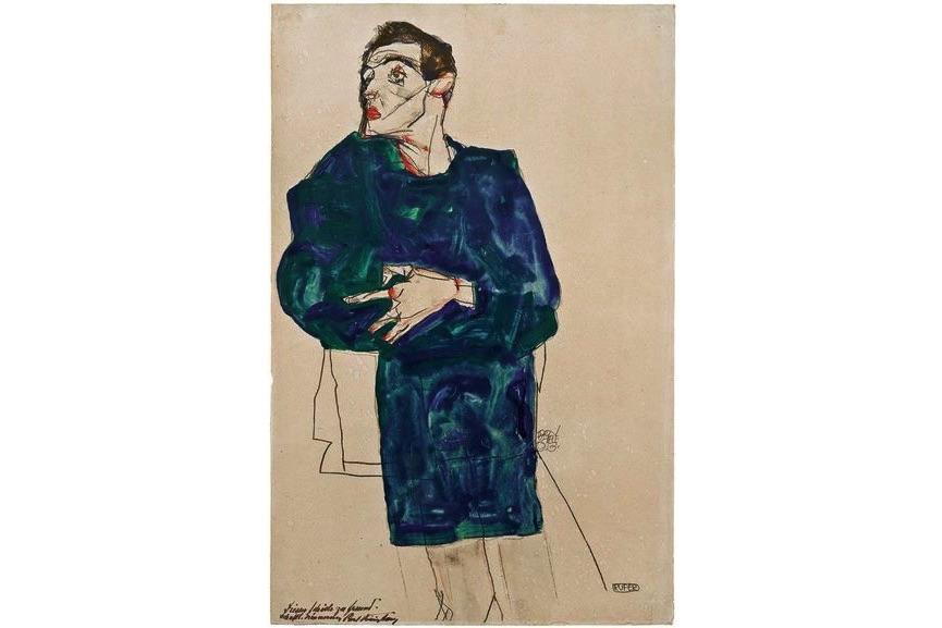 The caller, 1913