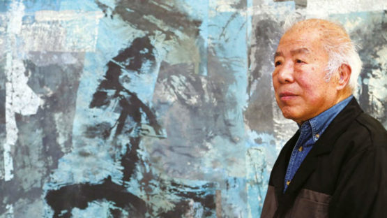 Fong Chung Ray - Artist portrait, photo via homejournal.hk