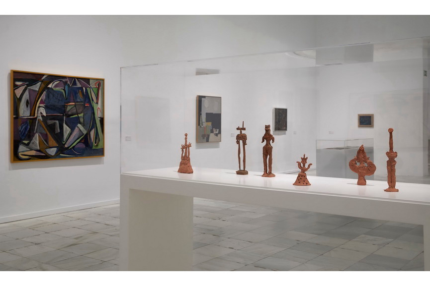 Foreign Artists in Paris 1944 - 1968 - Installation view