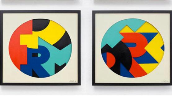 Formular76 - Artwork (detail), courtesy of the Urban Art Gallery