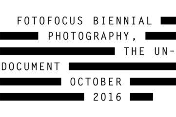 FotoFocus Biennial Cincinnati 2016 center
