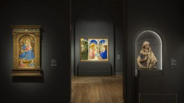 Fra Angelico and the Rise of the Florentine Renaissance – Installation views