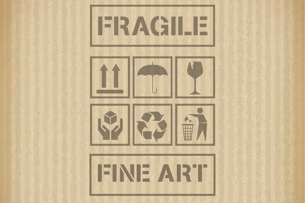 Fragile, Fine Art Inside, travel from the city to home - Image via wpcom