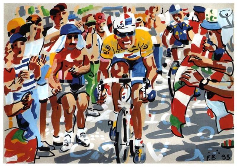 François Boisrond - Indurant, 1995, Image copyrights © artist