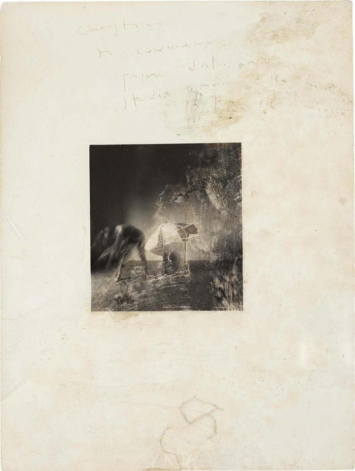 Francesca Woodman-Nuvola Mediocre-1978