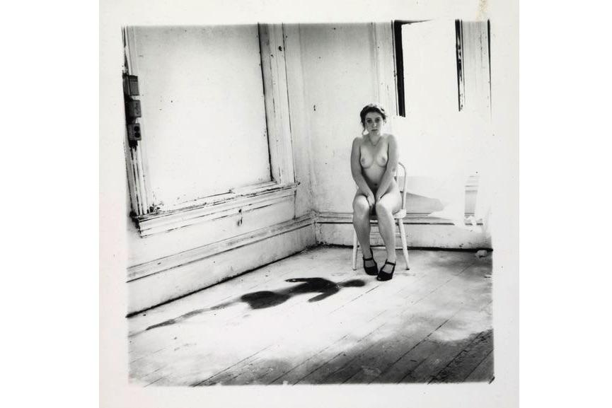 Francesca Woodman - Providence, Rhode Island, 1976 1976